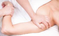 sports massage pressure point